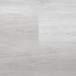 Een witte pvc vloer met een zachte uitstraling