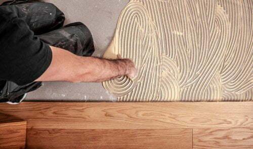 Vakkundige pvc vloeren legservice