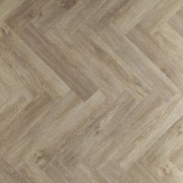Een mooie klassieke bruine pvc vloer
