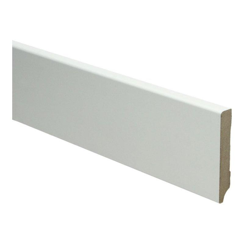 Modern Plint 70x 12 voorgelakt in de kleur 9010